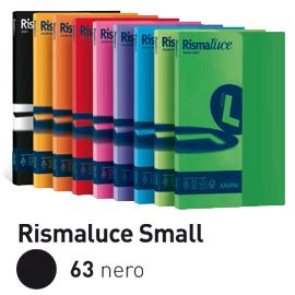 Carta RISMALUCE SMALL A4 90gr 100fg nero 63 FAVINI