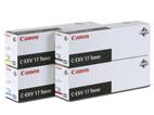 TONER GIALLO C-EXV17 IRC4580I/4080I