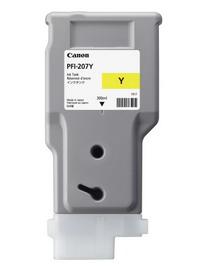 INK CARTRIDGE PFI-207Y GIALLO 300ml