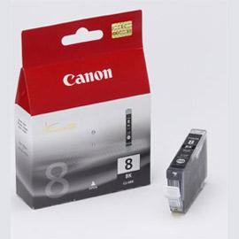 REFILL NERO IP4200 IP5200 IP5200R MP500 MP800 IP6600D CLI8BK