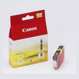 REFILL GIALLO IP4200 IP5200 IP5200R MP500 MP800 IP6600D CLI8Y