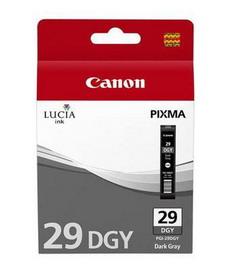 CARTUCCIA GRIGIO SCURO LUCIA PHOTO PGI-29DGY PIXMA PRO 1
