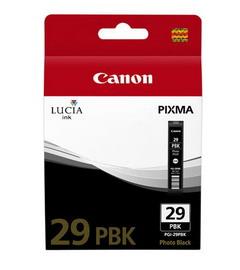 CARTUCCIA NERO PHOTO LUCIA PGI-29PBK PIXMA PRO 1