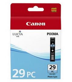 CARTUCCIA CIANO PHOTO LUCIA PGI-29PC PIXMA PRO 1