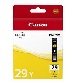 CARTUCCIA GIALLO LUCIA PGI-29Y PIXMA PRO 1