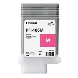 CARTUCCIA INK PFI-106 MAGENTA