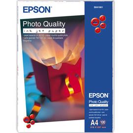 CARTA FOTOGRAFICA OPACA 100fg 102gr 210x297mm A4 720/1440dpi HQ EPSON