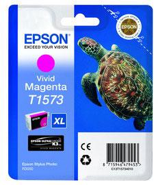 CARTUCCIA INCHIOSTRO A PIGM. VIVID-MAGENTA-FOTO ULTRACHROME TARTARUGA TAGLIA XL