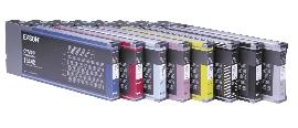 TANICA ULTRACHROME NERO-LIGHT STYLUS PRO4000/7600/9600 220ML