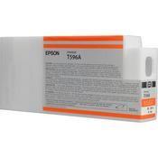 TANICA INCHIOSTRO A PIGMENTI ARANCIO EPSON ULTRACHROME HDR (350ML)