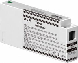 TANICA INCHIOSTRO NERO OPACO 350 ML X PLOTTER EPSON SURECOLOR SERIES SC-P6000/