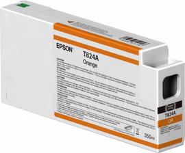 TANICA INCHIOSTRO ARANCIONE 350 ML X PLOTTER EPSON SURECOLOR SERIES SC-P6000