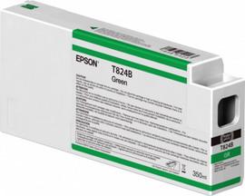 TANICA INCHIOSTRO VERDE 350 ML X PLOTTER EPSON SURECOLOR SERIES SC-P6000/P7000/