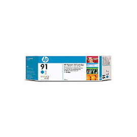 CARTUCCIA D'INCHIOSTRO HP 91 CIANO, DA 775 ML CON INCHIOSTRO HP VIVERA