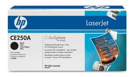 TONER NERO COLOR LASERJET CE250A PRINT CARTRIDGE WITH COLORSPHERE