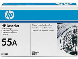 TONER NERO HP LASERJET P-3015DN 6.000PG