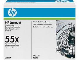 TONER NERO HP LASERJET P-3015DN 12.500PG
