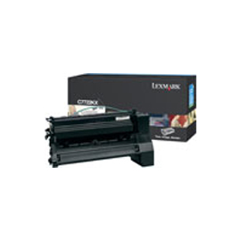 TONER RETURN PROGRAM NERO C772 EXTRA ALTA CAPACITA'