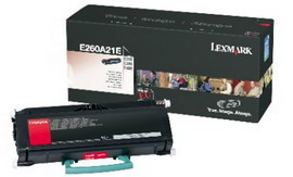 TONER NERO NON RETURN PROGRAM E260 E360 E460 CAPACITA' STANDARD