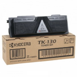 TONER KIT NERO FS1300D FS1300DN TK130