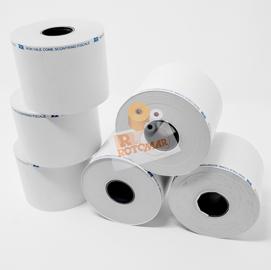 Rotolo bilancia in carta termica adesiva BPA free 57mm x 38mt foro 25mm